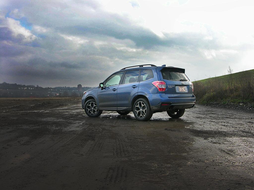 2016 Subaru Forester XT