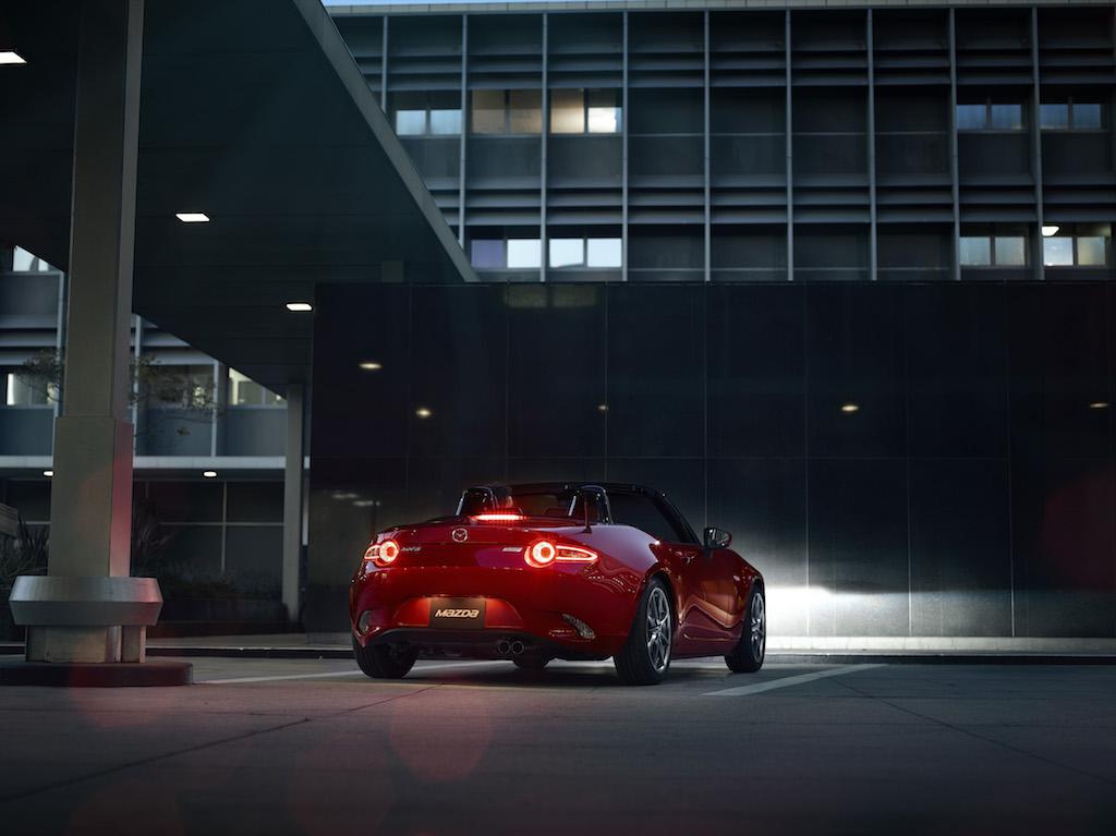 2016 MX-5 Mazda Miata