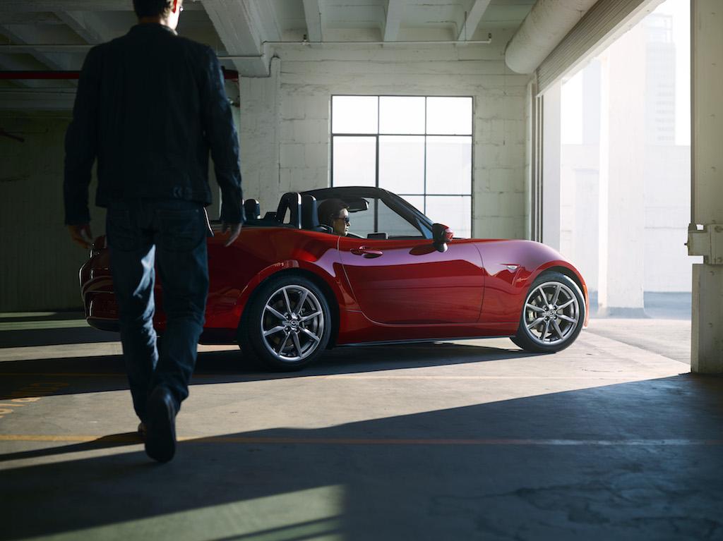 2016 MX-5 Mazda Miata 3