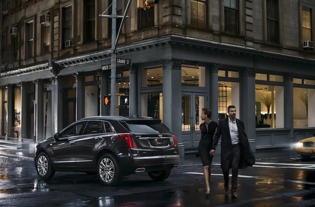 2017 Cadillac XT5 luxury crossover