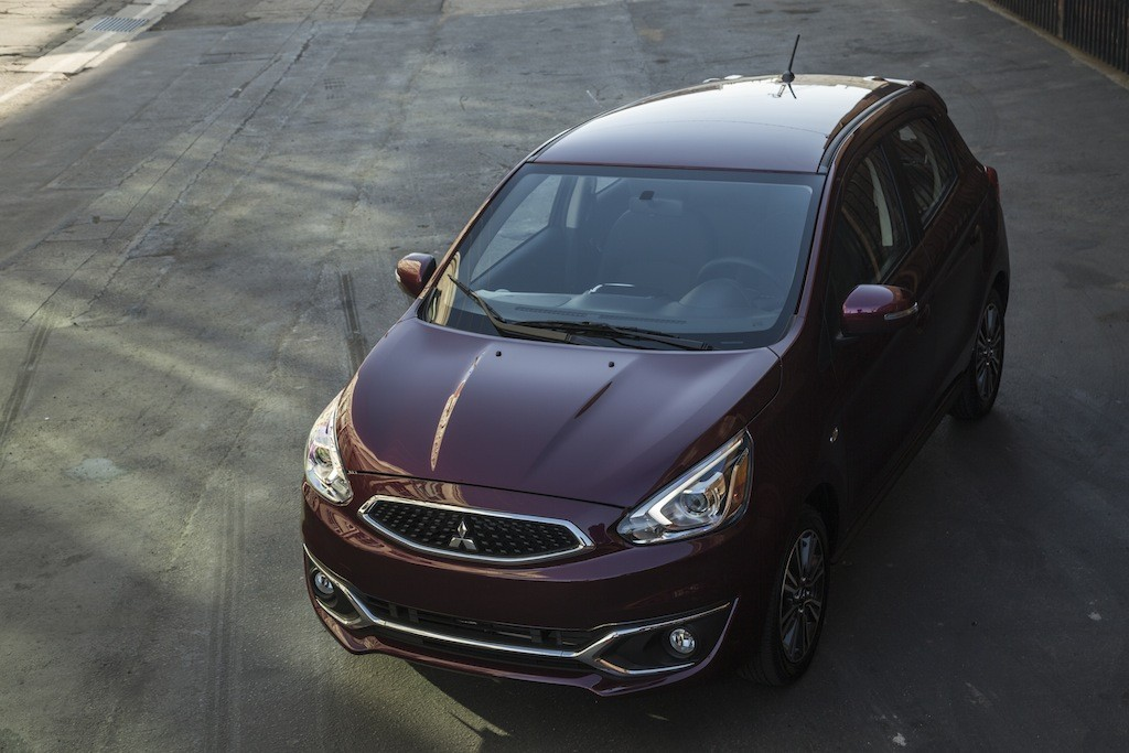 Mitsubishi Mirage, 43 MPG highway