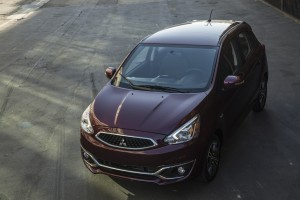 Mitsubishi Thinks Small to Go Big With the 2017 Mirage