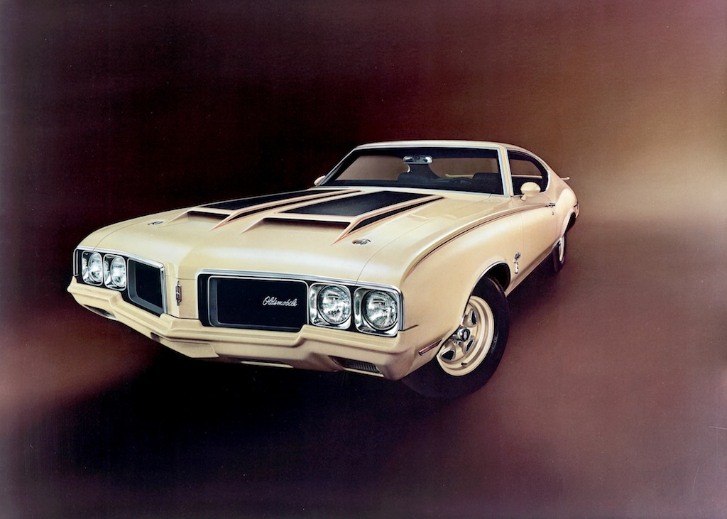 Oldsmobile Rallye 350: Why There\'s No Muscle Car Like It