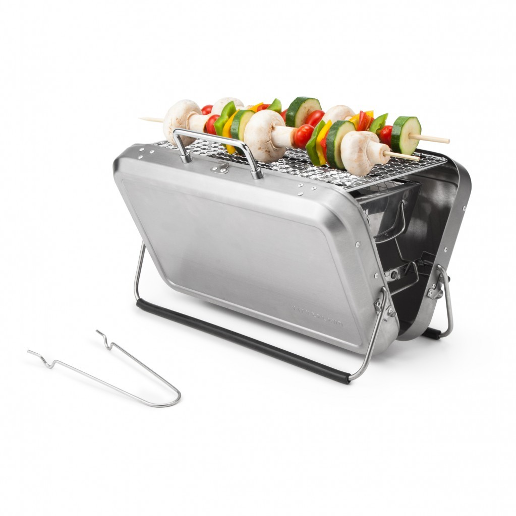 grill briefcase