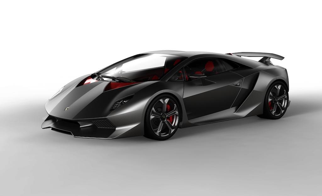 2012 Lamborghini Sesto Elemento