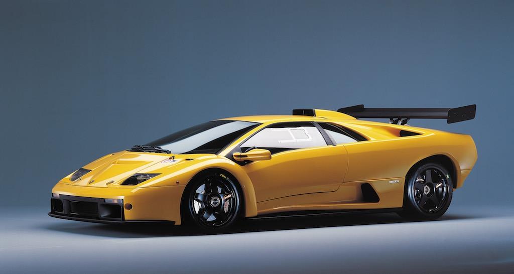 2000 Lamborghini Diablo GT-R