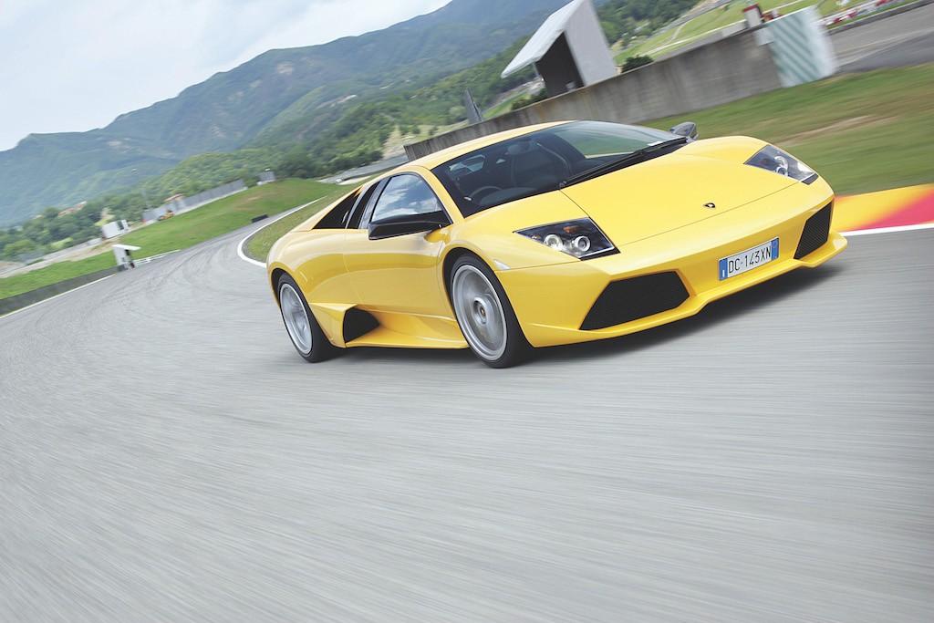 2006 Lamborghini Murciélago LP640