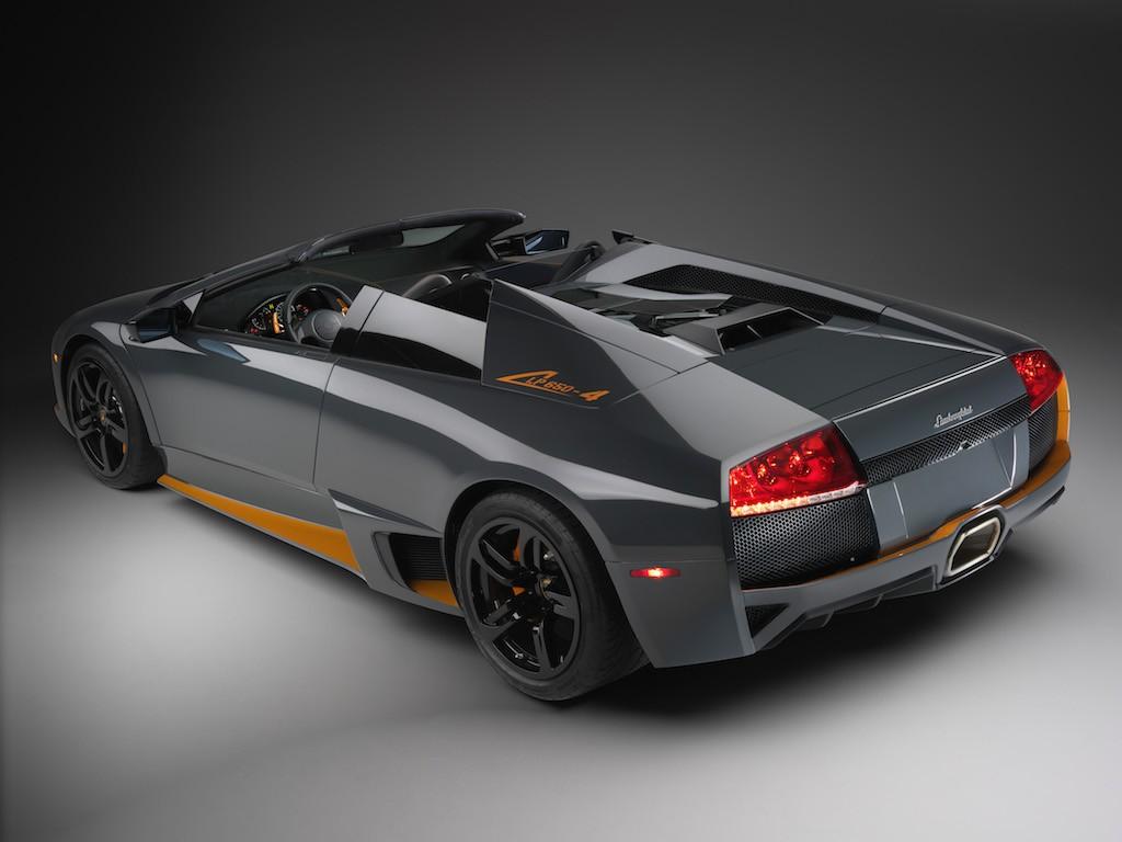 2009 Murciélago LP650 Roadster