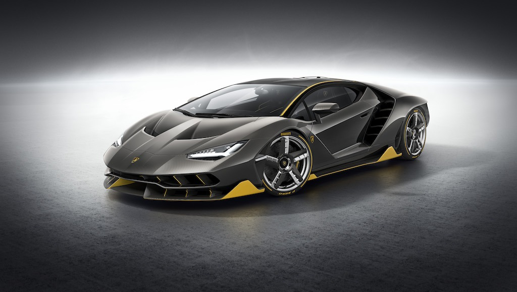 Best lamborghini in the world