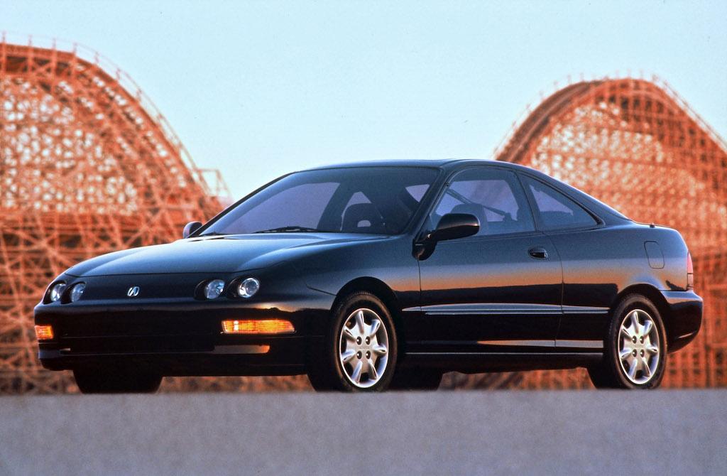 1997 Acura Integra Coupe