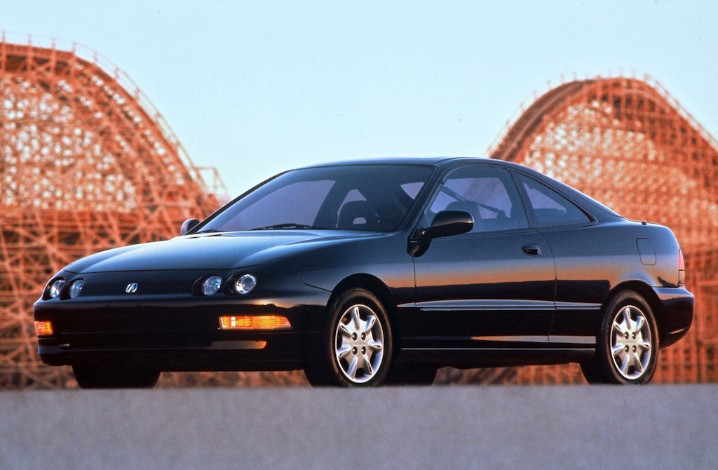 1997 Acura Integra Coupe