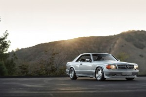 Mercedes 560 SEC AMG: The Next '80s Blue-Chip Collectible?
