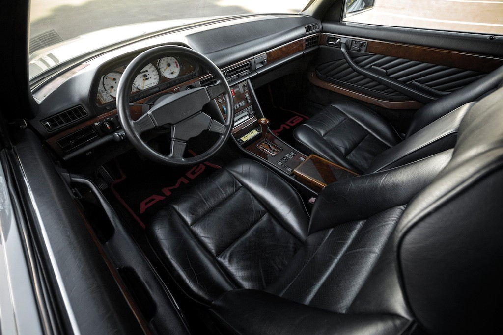 Mercedes Of Rochester >> Mercedes 560 SEC AMG: The Next '80s Blue-Chip Collectible?