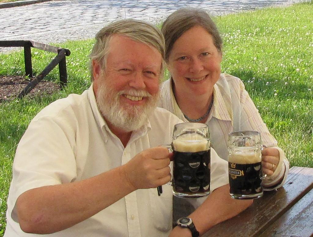 Bob and Ellie Tupper   Source: CulturAlePress.com