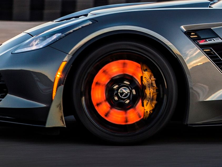 Brembo Corvette Brakes | Source: GM