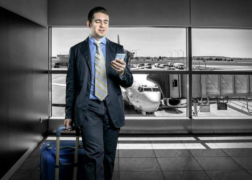 airport, travel