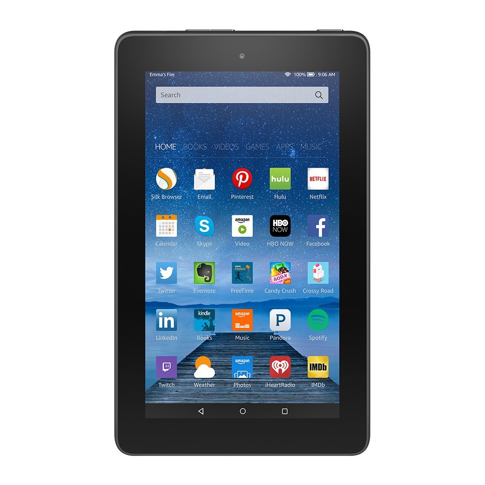 Cheap tablets - Amazon Fire tablet
