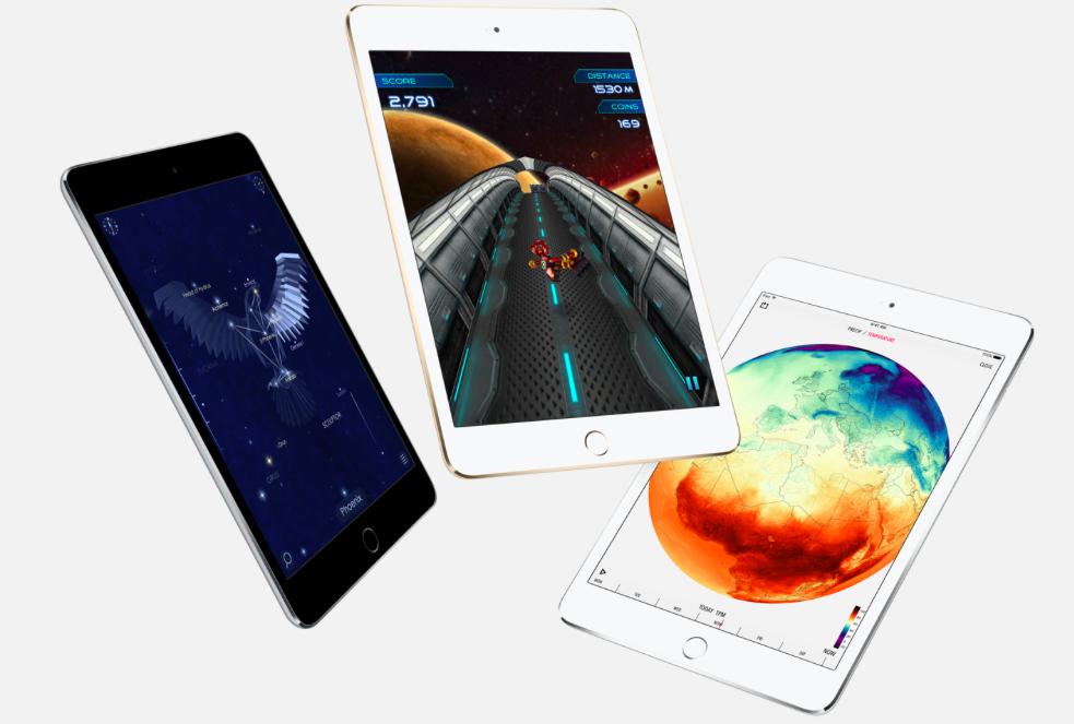 Cheap tablets - Apple iPad Mini 4