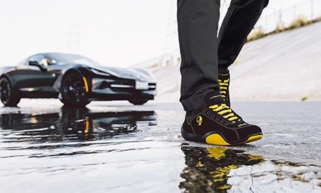Corvette Racing Piloti Driving Shoes