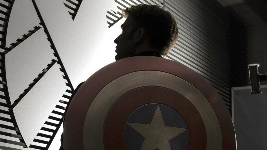 Captain America: The Winter Soldier - Chris Evans Captain America: Civil War