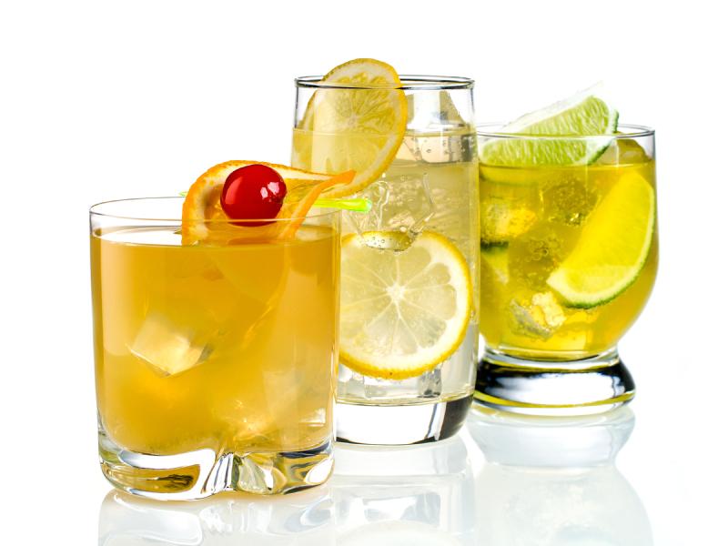 citrus cocktail