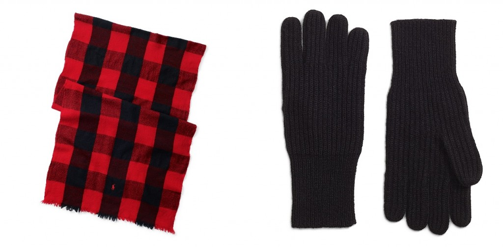Cold weather accessories as stocking stuffers