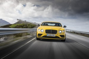 A Closer Look at the Twin-Turbo Bentley Continental GT V8 S