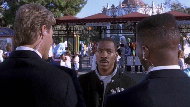 Eddie Murphy in 'Beverly Hills Cop III'