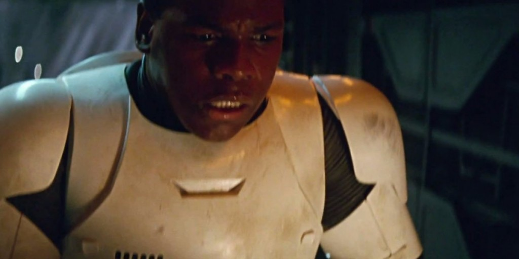 Finn (John Boyega) - Star Wars: The Force Awakens