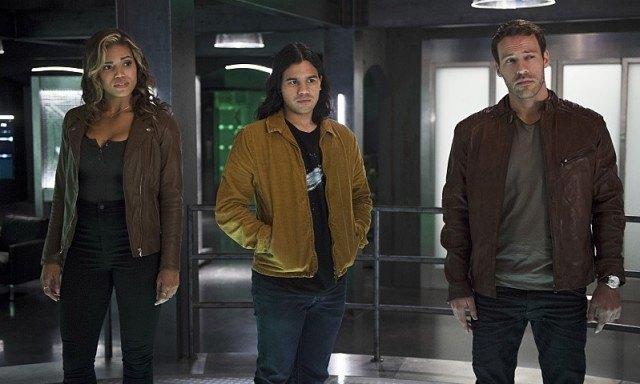 The Flash/Arrow crossover