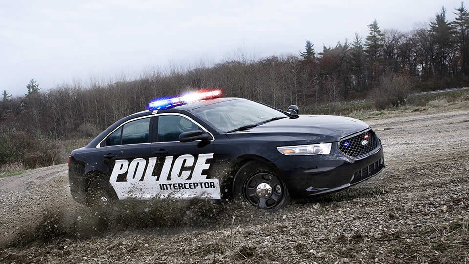 How ford s 2 0 liter sedan became police pursuit rated