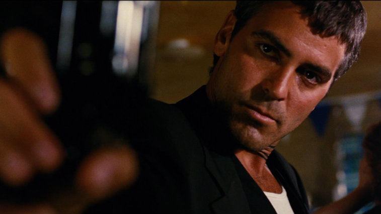 George Clooney in 'From Dusk Till Dawn'