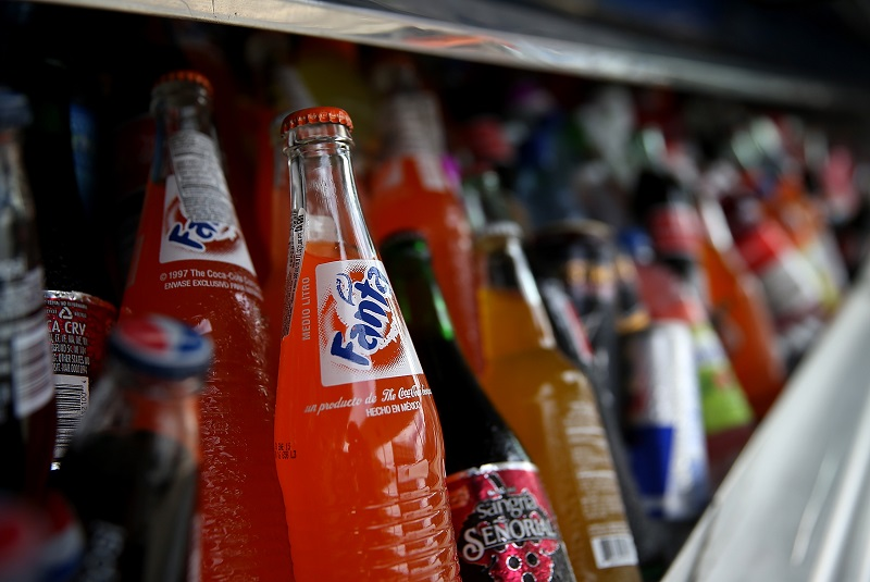 Soda, freshly linked to gallbladder cancer, sits in a cooler | Justin Sullivan/Getty Images