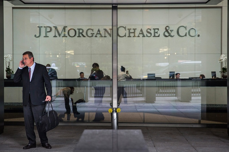 JP Morgan Chase is building new branches.