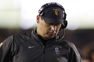 "Steve Sarkisian Lawsuit: Did USC Fire Him Over His ""Disability?"""