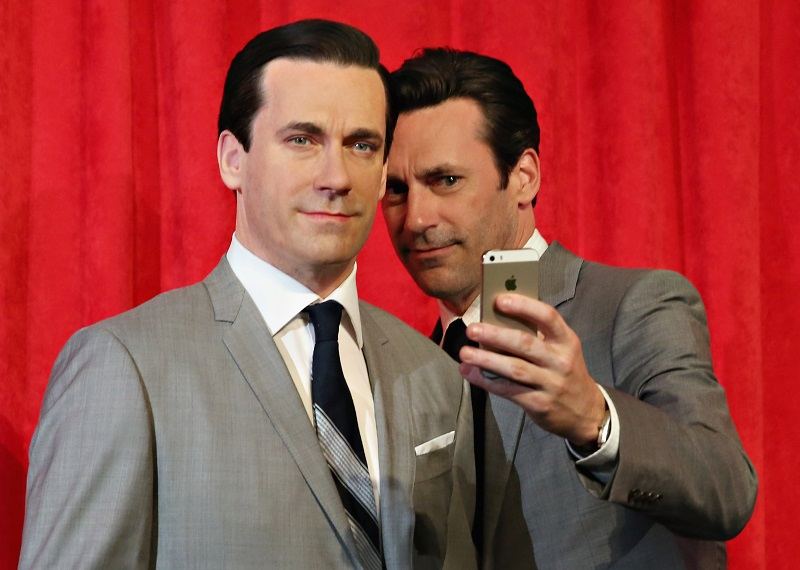 Cindy Ord/Getty Images for Madame Tussauds