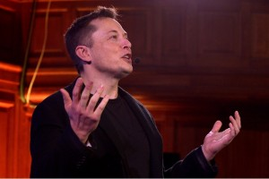 Tesla's Elon Musk Offers a Better Solution to Dieselgate