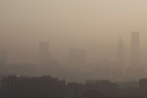 China's Electric Vehicle Boom Comes With Red Alert for Smog