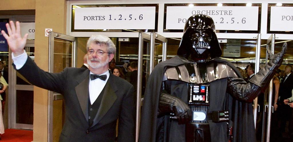 George Lucas GERARD JULIEN/AFP/Getty Images