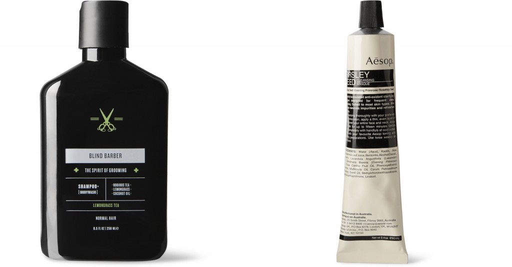 Grooming products as stocking stuffers