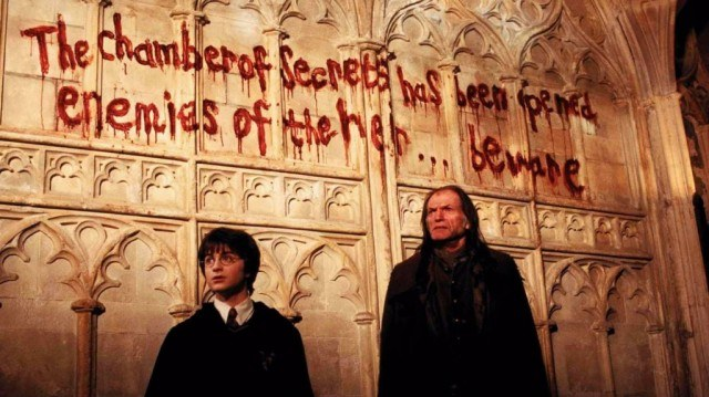 'Harry Potter and the Chamber of Secrets'