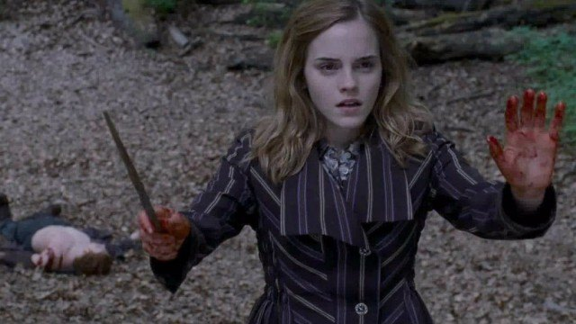'Harry Potter and the Deathly Hallows - Part 1'