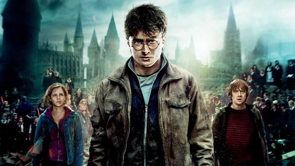 Harry Potter and the Deathly Hallows: Part 1 Full Movie Based Game ...