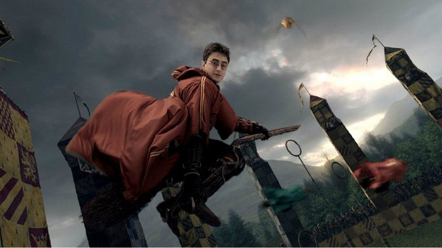 Harry Potter and the Forbidden Journey
