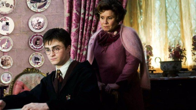 'Harry Potter and the Order of Phoenix'