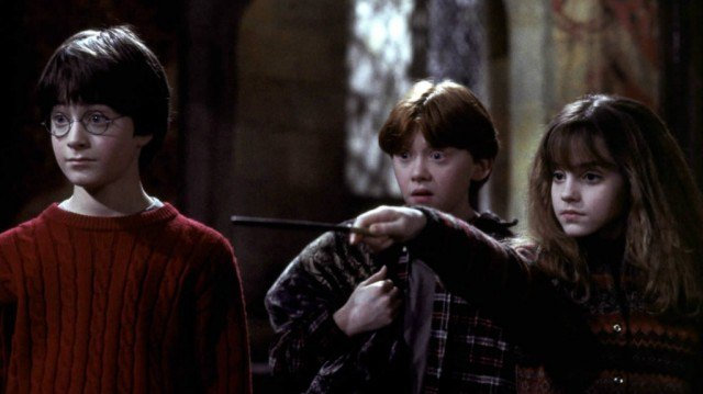 'Harry Potter and the Sorcerer's Stone'