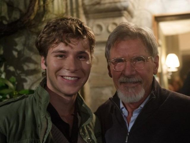 Anthony Ingruber and Harrison Ford - The Age of Adaline
