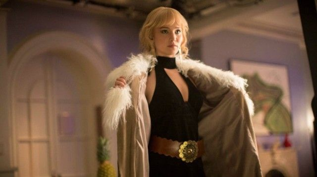 Jennifer Lawrence in 'X-Men: Days of Future Past'
