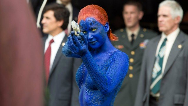 Jennifer Lawrence in 'X-Men: Days of Future Past'
