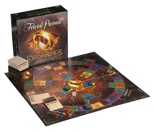 Lord of the Rings - Trivial Pursuit
